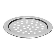"Floor Drain (Round Plain Jali) Model : DL-FD18 (Lock Jali)  Size : 125mm (5"")"