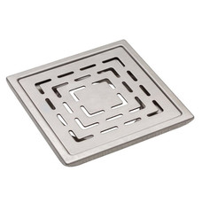 "Floor Drain (Sq. Drain {ZIG}) Model : DL-FD1051              DL-FD1071  Size : (5"") (6"")"
