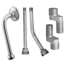 CP legs Brass, Basin Mixture Legs & L-Be