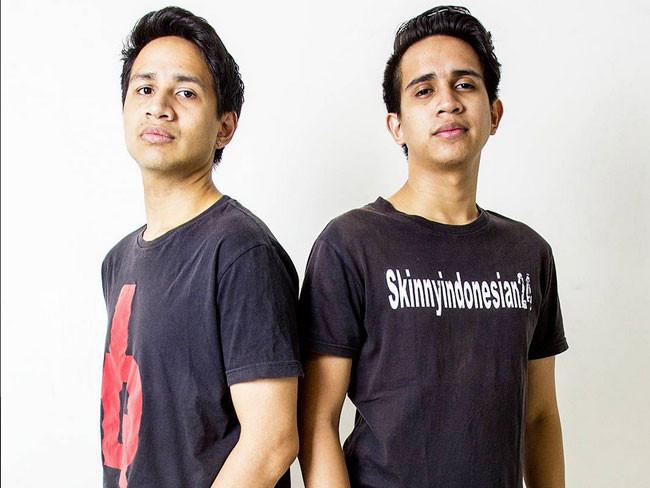 SkinnyIndonesian24 brothers