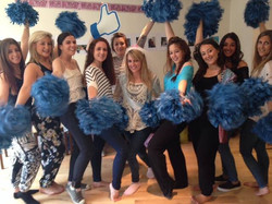 Cheerleading Hen Party