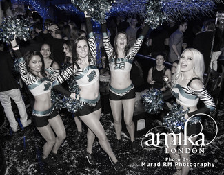 Party at Amika - Nightclub Dancing & Entertainment