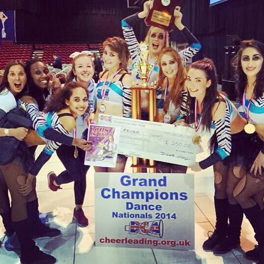 2014 BCA Grand Champions