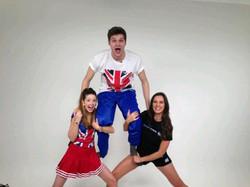 UK Cheer Coaches