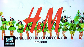 H&M Happy Merry with Katy Perry