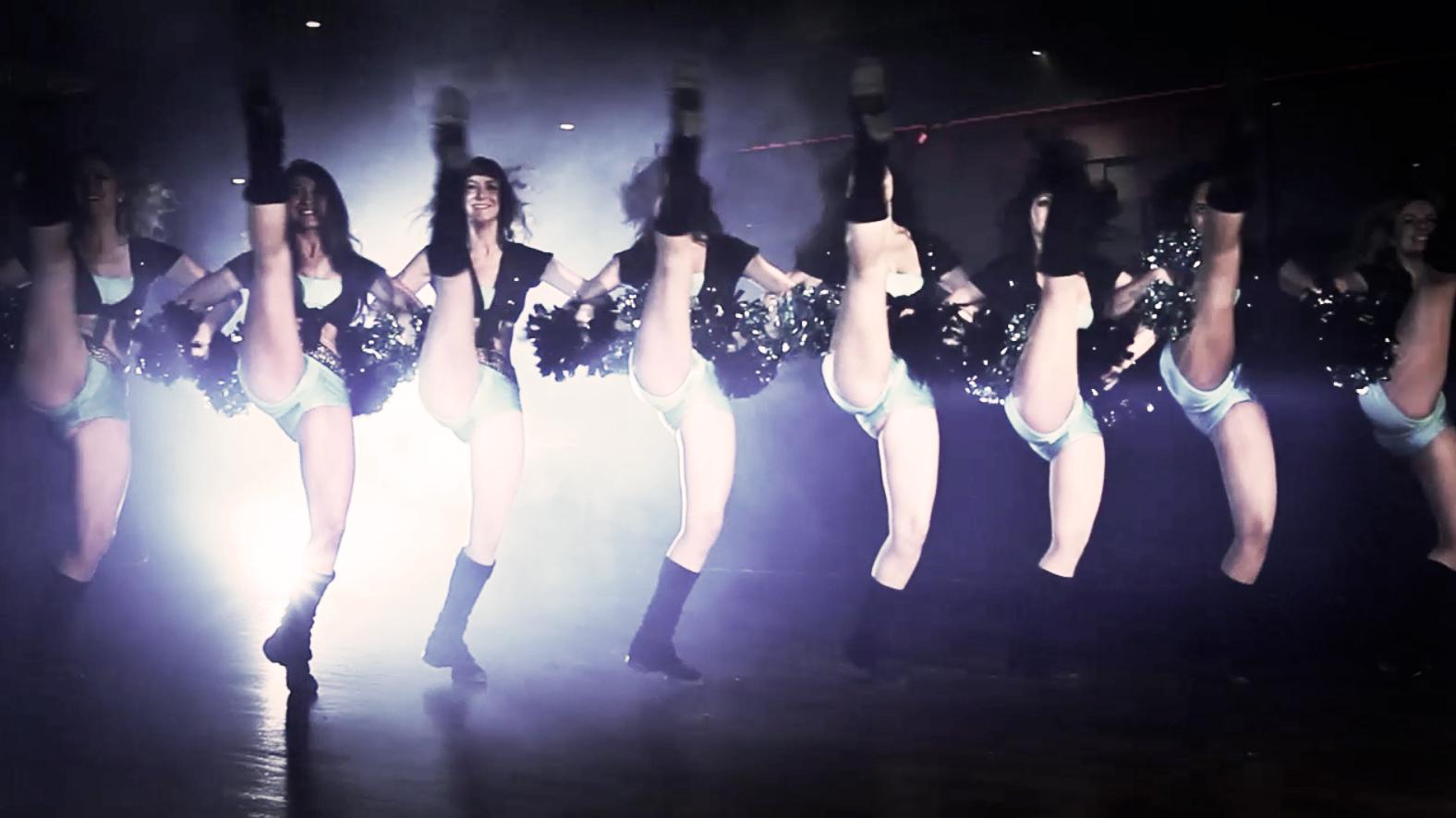 CHEER PRO music Video Shoot