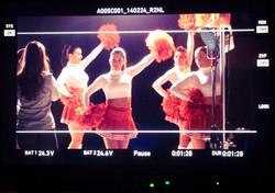London Cheerleaders ZR