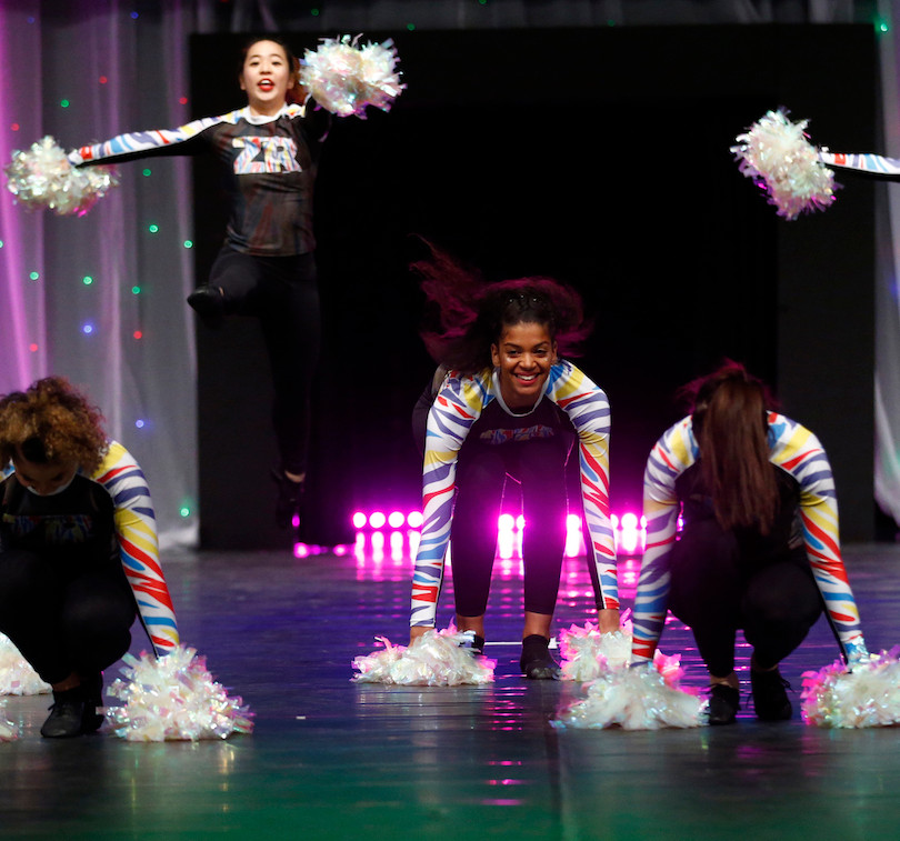 ZR London Cheerleaders