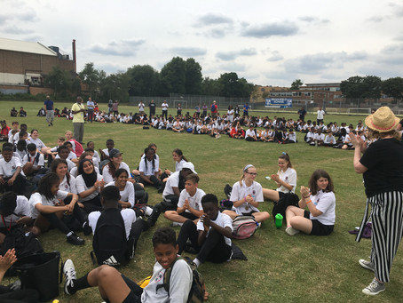 Broomfield Sports Day