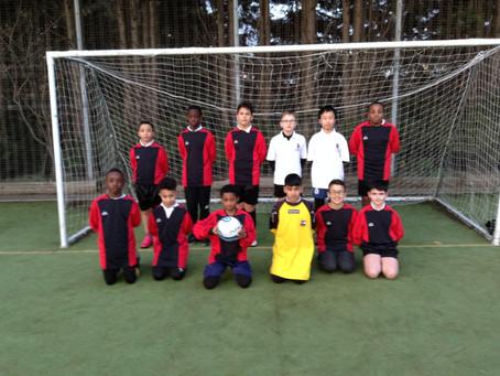 Broomfield Year 7 boys shows exemplary attitude and effort
