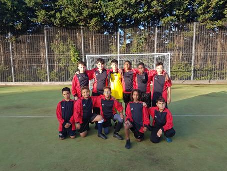 Year 8 Boys Football vs Bishop Stopford