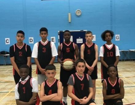 Year 8 Basketball Friendly