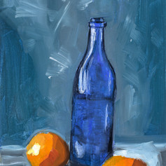 Glass and Oranges