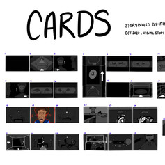 Cards Storyboard
