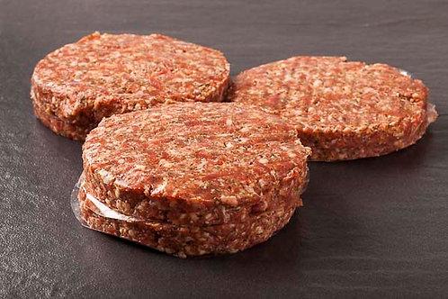 4 x 6oz Beef Burgers