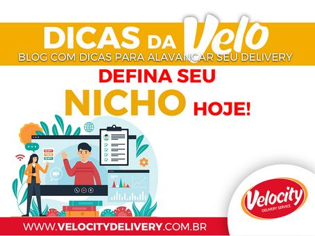 DEFINA O NICHO DO SEU DELIVERY HOJE!