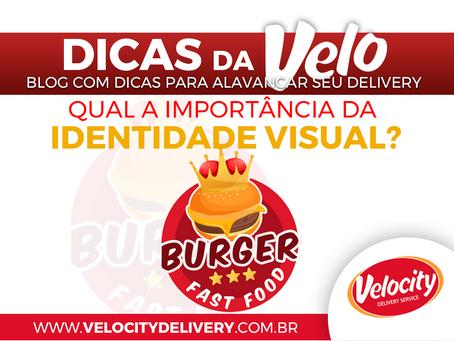 Qual a importância da Identidade Visual para seu Delivery?
