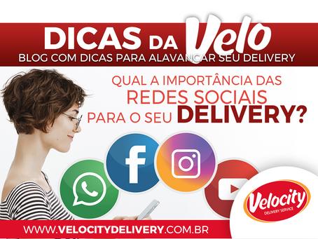 Qual a importância das Redes Sociais no seu Delivery?