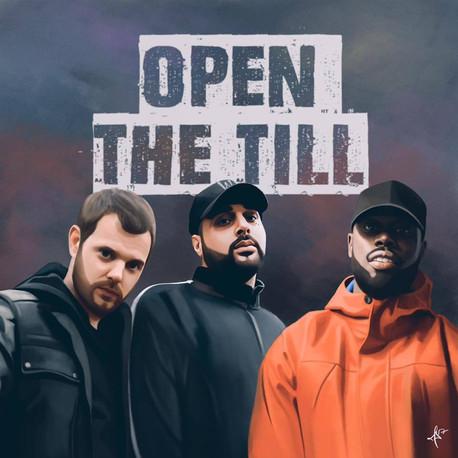 Grim Sickers, Mike Skinner & Ghetts - Open the Till