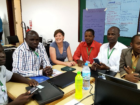 Day 8: Building PLCs with Aga Khan University