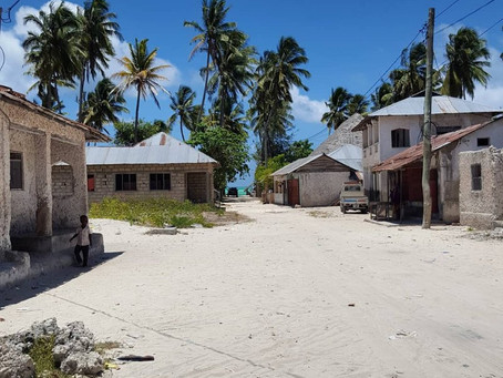Days 4, 5, 6: Zanzibar!