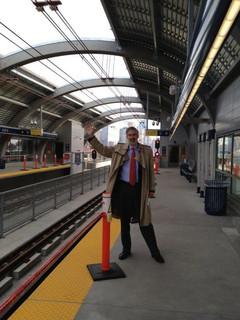 Sunalta LRT station