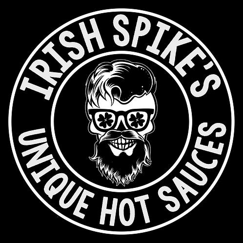 IRISH SPIKE'S UNIQUE T-SHIRT - 18!