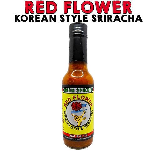 RED FLOWER - Korean Style Sriracha