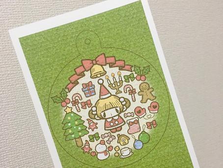 【ネットプリント】クリスマスオーナメント