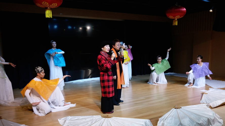 20號表演上善若水於韓國中國文化中心