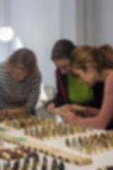 Canoalab workshop glazes 2018 Maite Lare