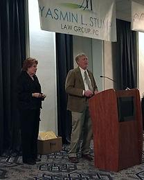 Ron and Cynde Life Membership Award.jpg