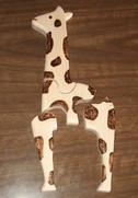 Giraffe Fridge Magnet
