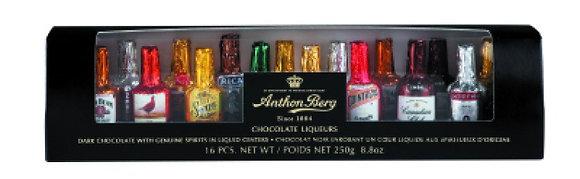 אנטון ברג בקבוקוני ליקר שוקולד250 גר