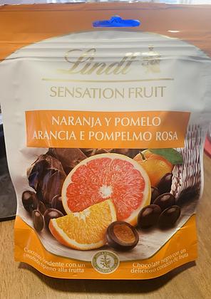 לינדט שוקולד מריר במילוי תפוז