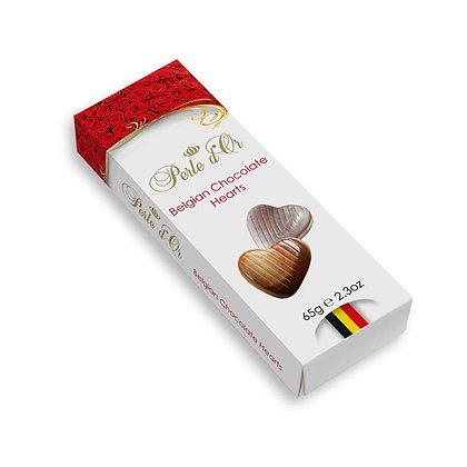 בלגיאן – לבבות שוקולד בלגי