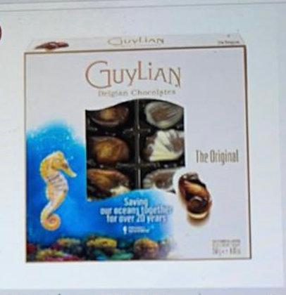 גו'ליאן צדפי שוקולד בלגיה 250 גרם
