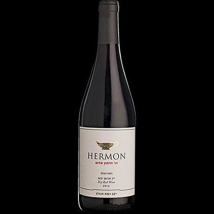 יין חרמון אדום יבש