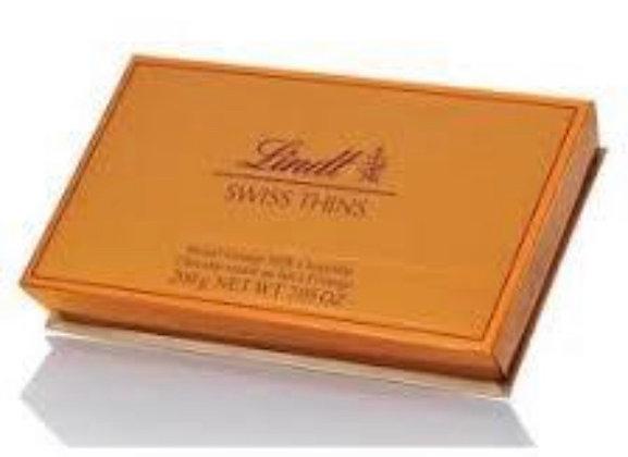 לינדט דפדפי שוקולד תפוז