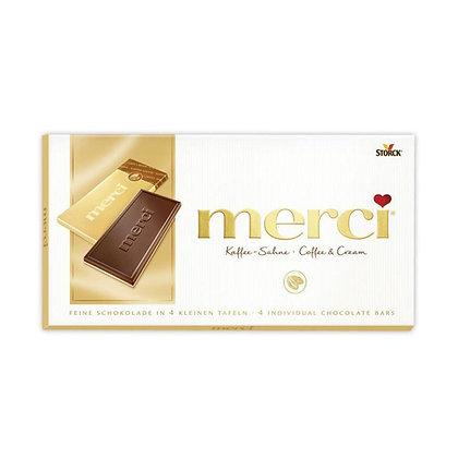 חפיסת שוקולד מרסי/ מבחר טעמים.