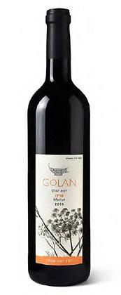 יין גולן מרלו