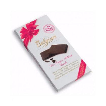 שוקולד מריר, ללא תוספת סוכר