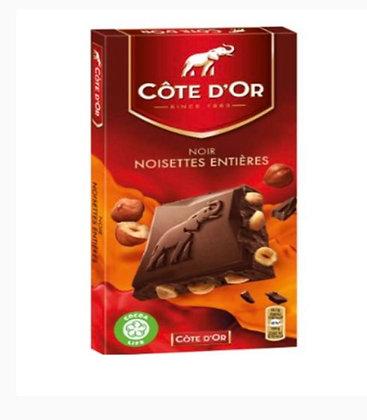 שוקולד קוטדור אגוזים 180 גר