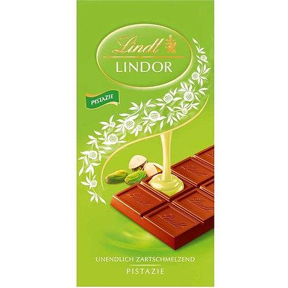 שוקולד לינדור פיסטוק