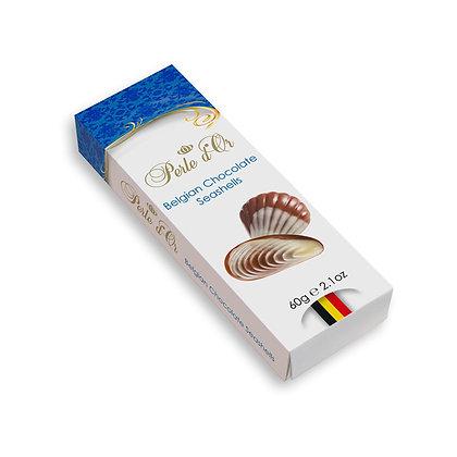 בלגיאן – צדפות שוקולד בלגי