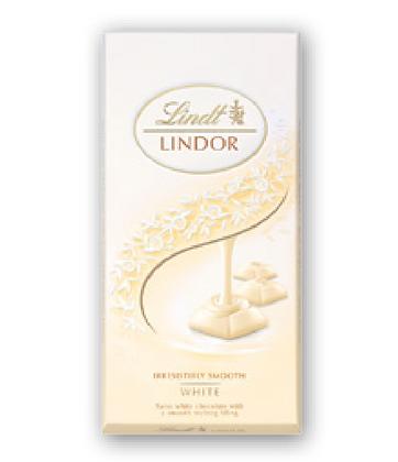 לינדור חפיסה שוקולד לבן