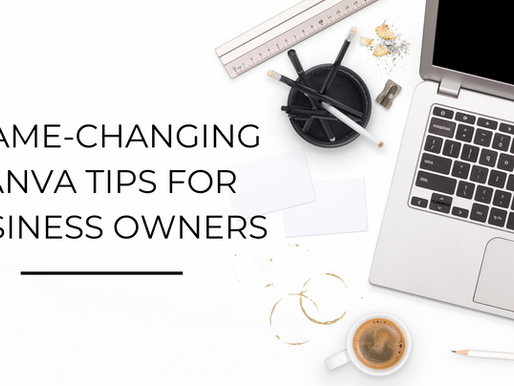 8 Game-Changing Canva Tips For Business Owners