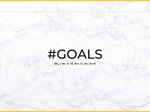 Using Goals to Leverage Your Brand For Your Business