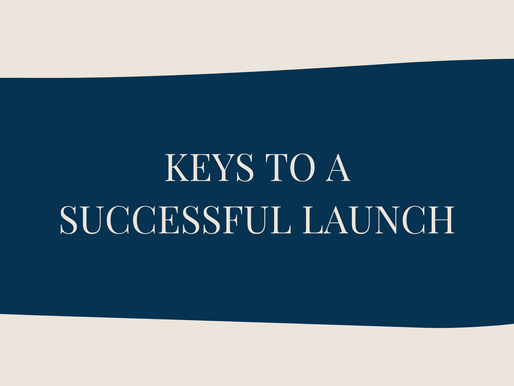 5 Launch Essentials BESIDES Your Launch Strategy