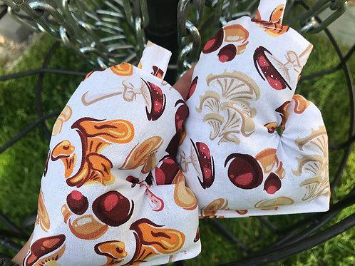 Mushroom Mitten Bag